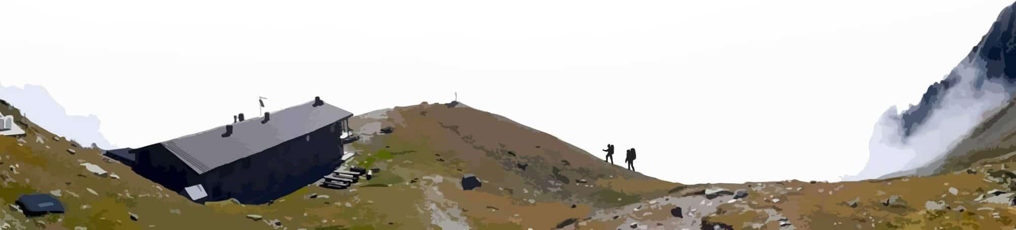 Rifugio Crête Sèche - Bionaz